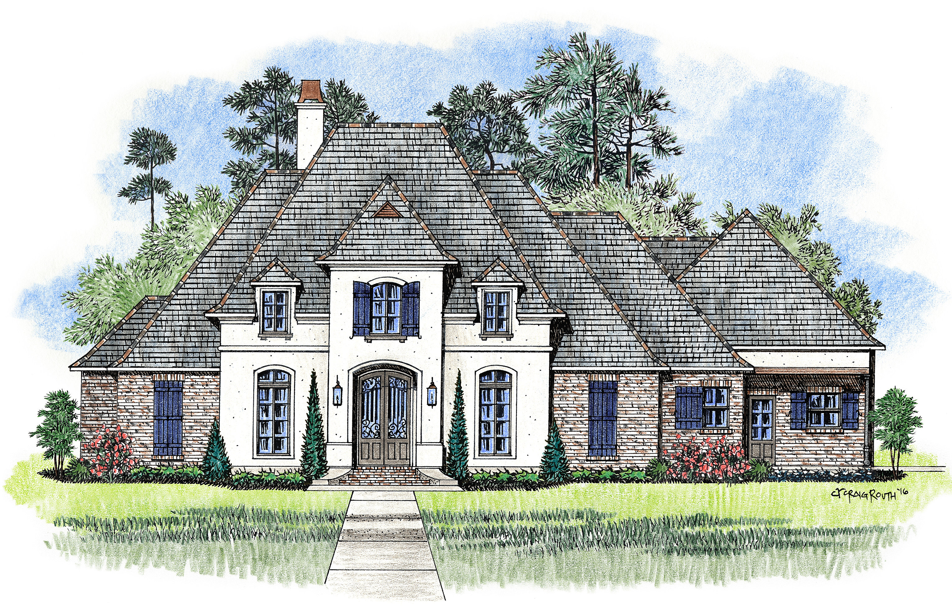 Acadian Plans Architectural Designs Acadian Home Design Home Design