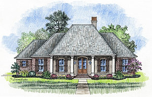 Madden Home Design - Acadian Plans Library
