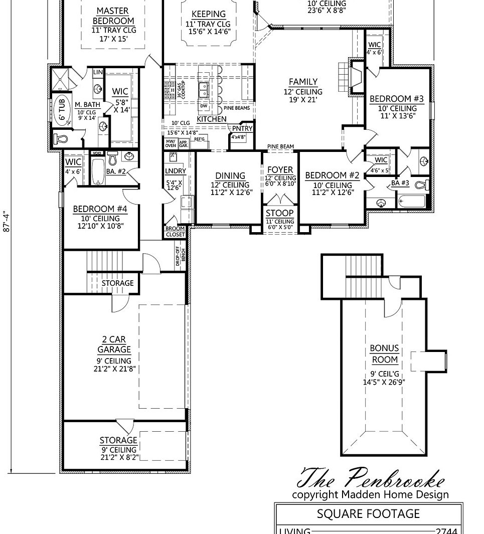 madden home designs. madden home design french country house plans