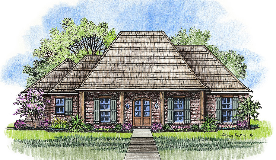 Madden home design the elmwood for Madden house plans