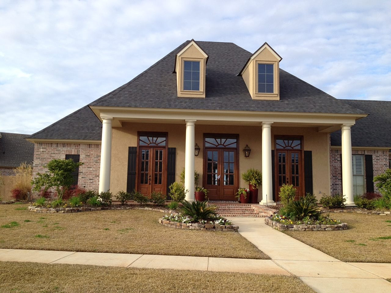 Madden home design acadian house plans french country for Home plans louisiana
