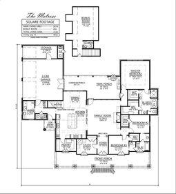melrose renderingjpg melrose 12 220 webplanjpg - Madden Home Designs