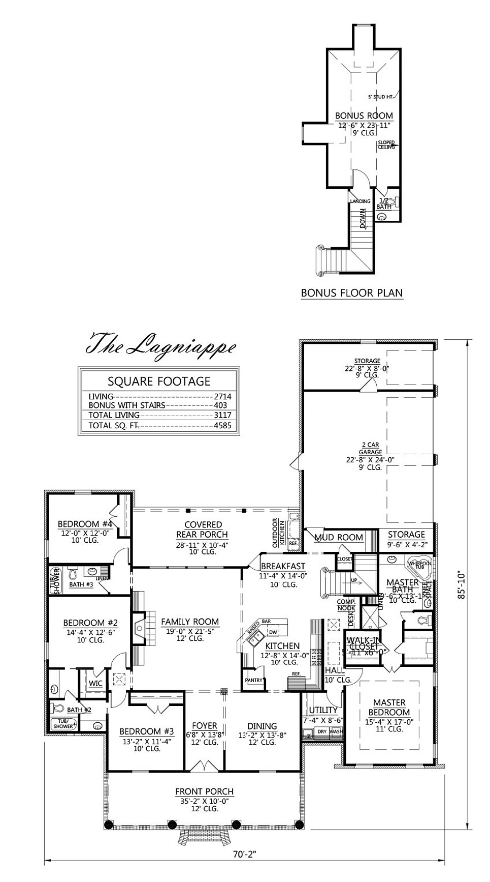 madden home design - the lagniappe