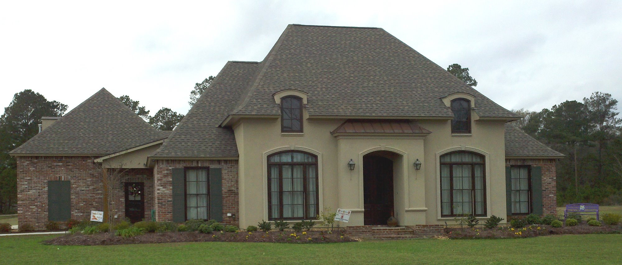 madden home design - acadian house plans, french country house