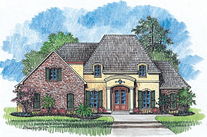 madden home design french country plans library