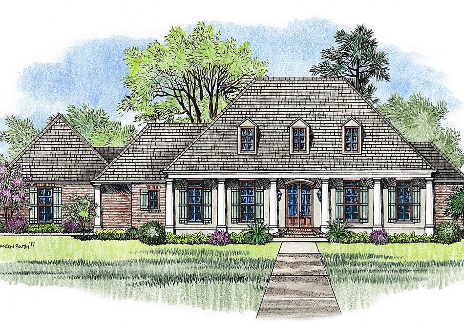 Madden Home Design The Heritage