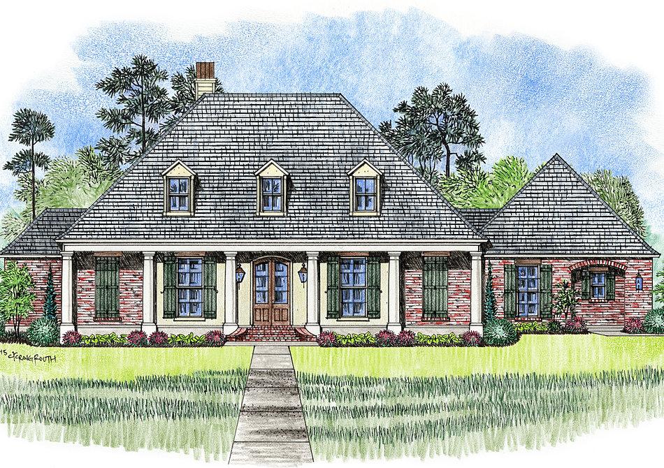 Madden Home Design The Oakmont Madden Home