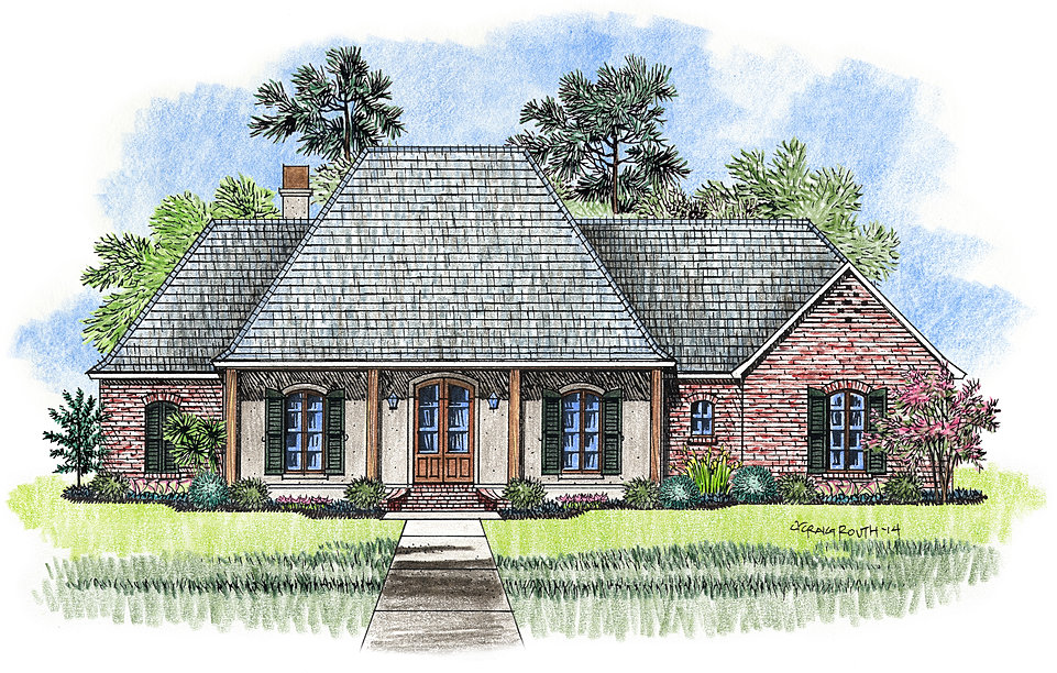 Madden home design the heartwood - Madden home designs ...