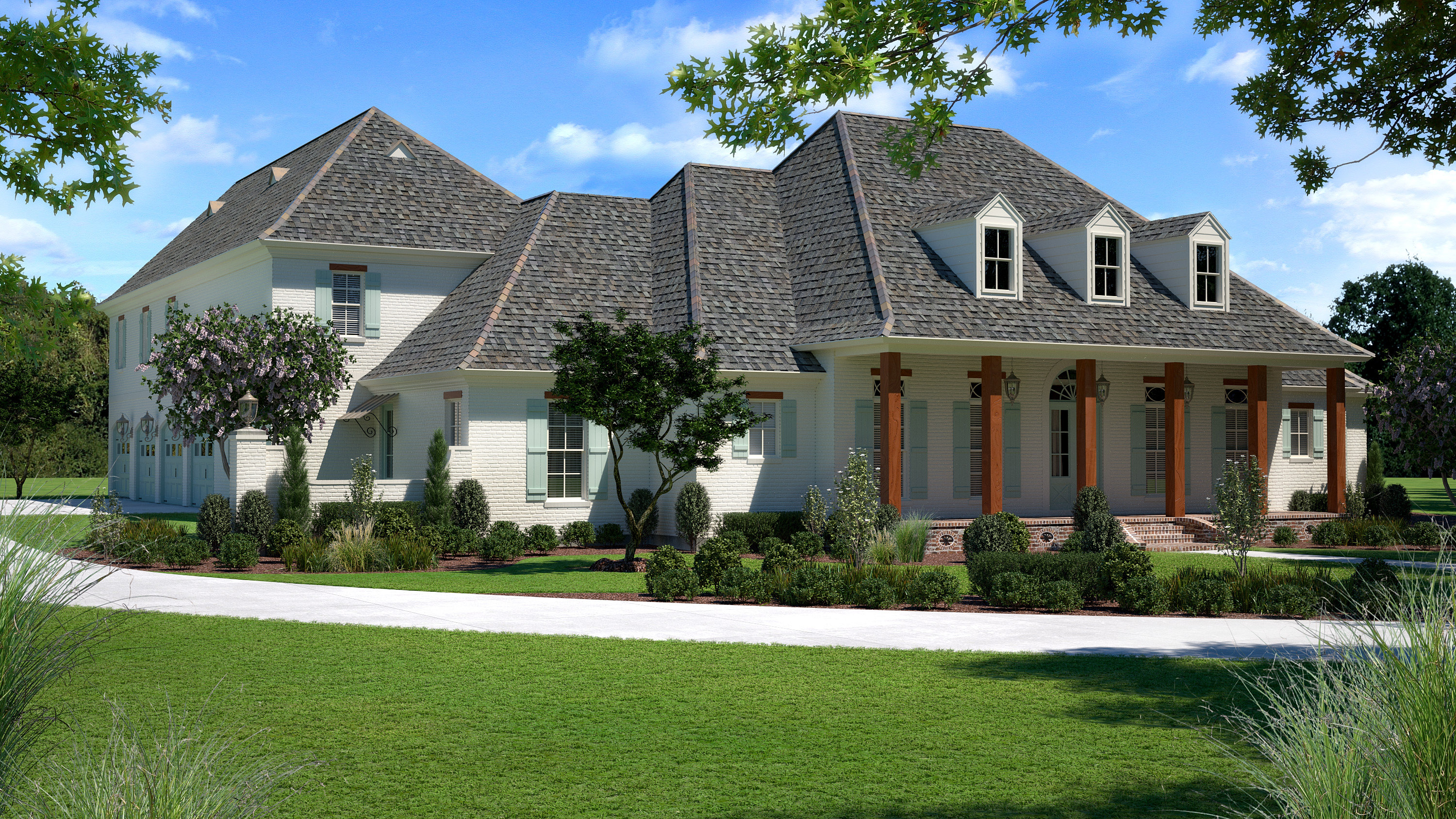Acadiana Home Design Home Design Ideas Madden Home Design French