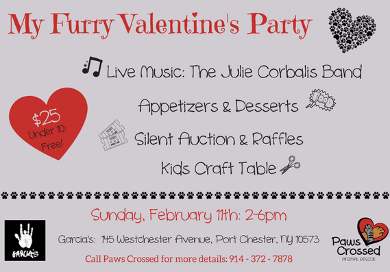 My Furry Valentineu0027s Party
