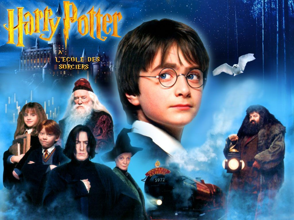 the similarities between j k rowlings harry potter and the sorcerers stone and the deathly hallows