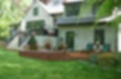 Gwendolyn Johnson Design | Landscape Design, hardscape, patios, decks, entryways. walkways, firepits, water features, permeable pavers