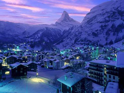 Австрия швейцария туры