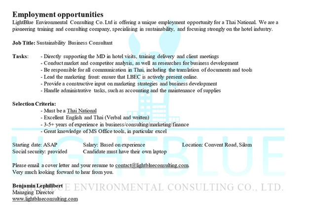 Printable Consultancy Introduction Letter Samples With Training
