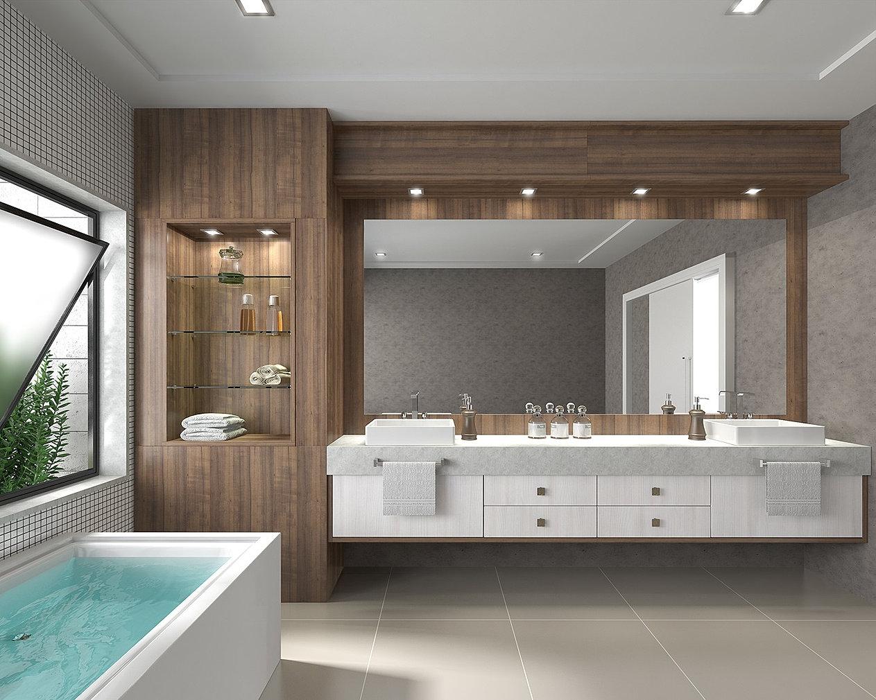 ambiente banheiro 3 33 #4B807E 1263 1010