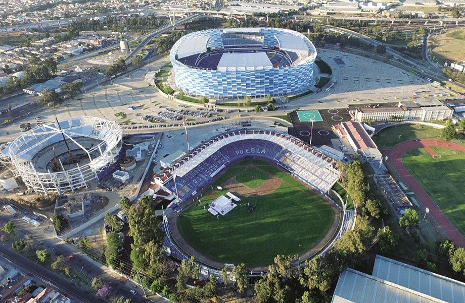 Stades de la Liga Mexicana de Béisbol