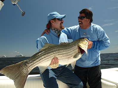 Captain frank crescitelli fin chaser charters new york city for New york fishing trips