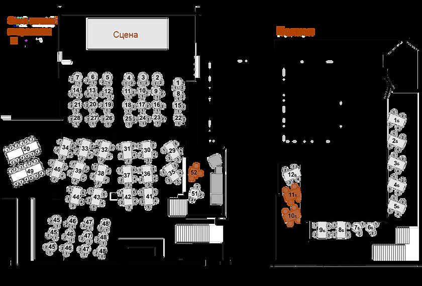 Театр дурова схема зала