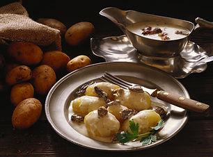 Potatis i Cream