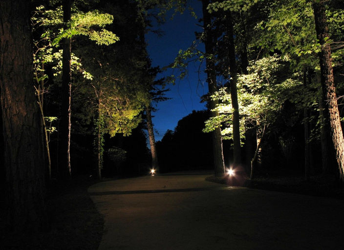 Landscape Lighting Franchise : Castlelights outdoor lighting franchise winston salem
