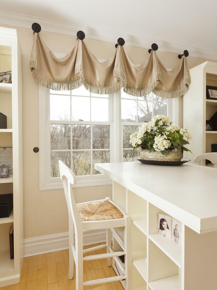 Необычные шторы для кухни фото своими руками