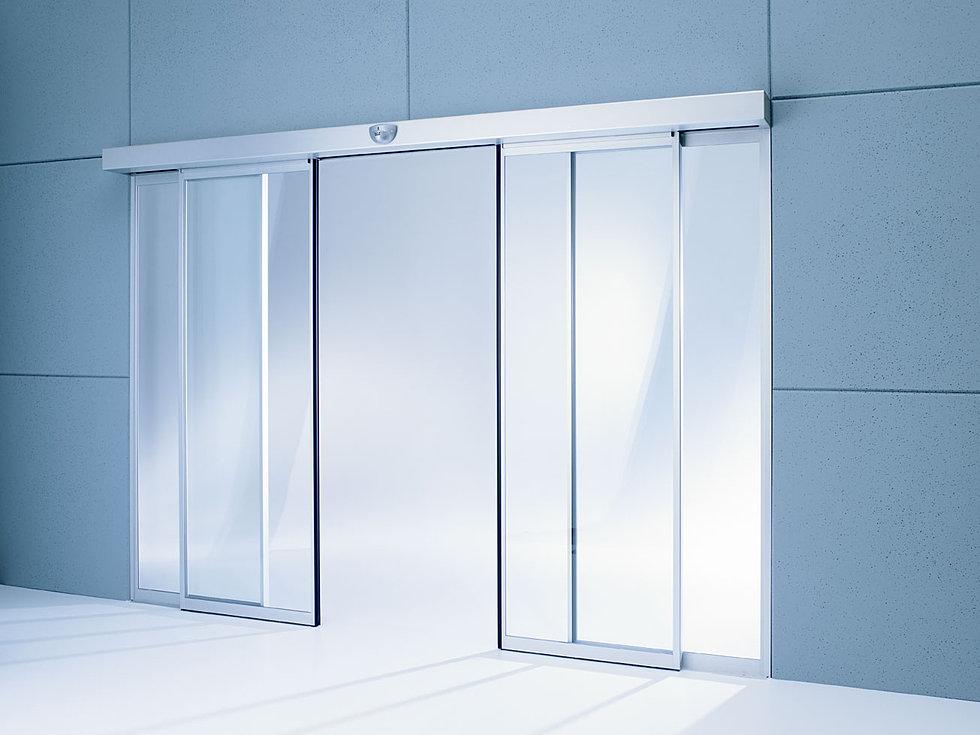 Двери автоматические своими руками фото