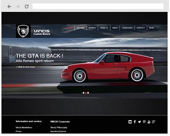 Vincis Custom Motors