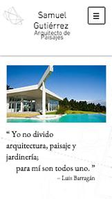Arquitecto de paisajes