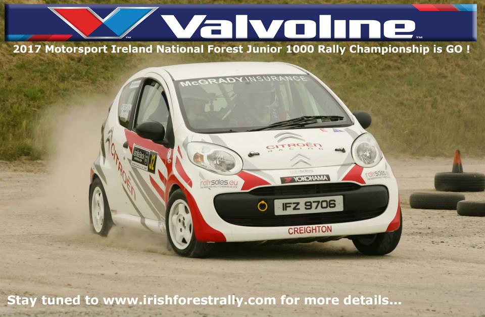 Irish Forest Rally Championship