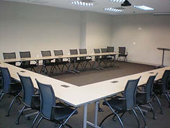 U shaped conference room at the Conference Center At Ashlyn Park
