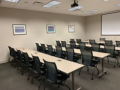 The Conference Center at Ashlyn Park classroom setting