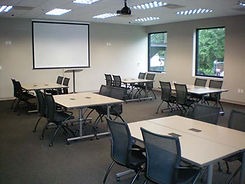 The Conference Center at Ashlyn Park Large Room Breakout Sessions team building