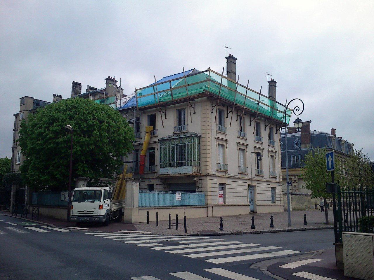 Agence maxime denis for Code naf architecte
