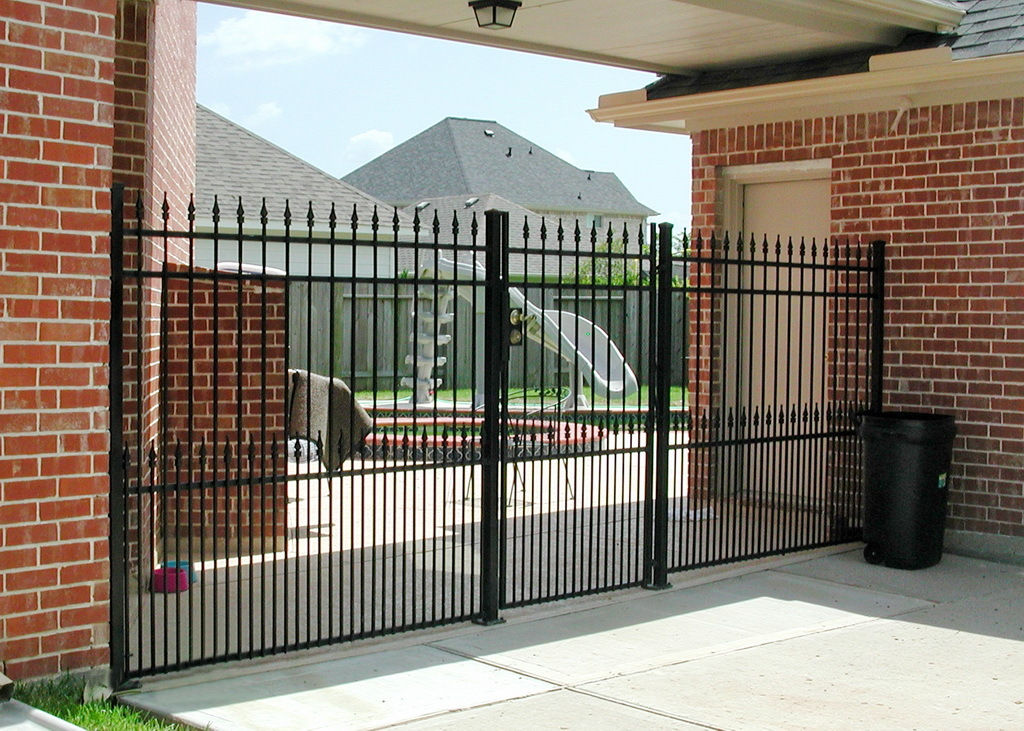 Andys wrought iron fences gates and doors fence