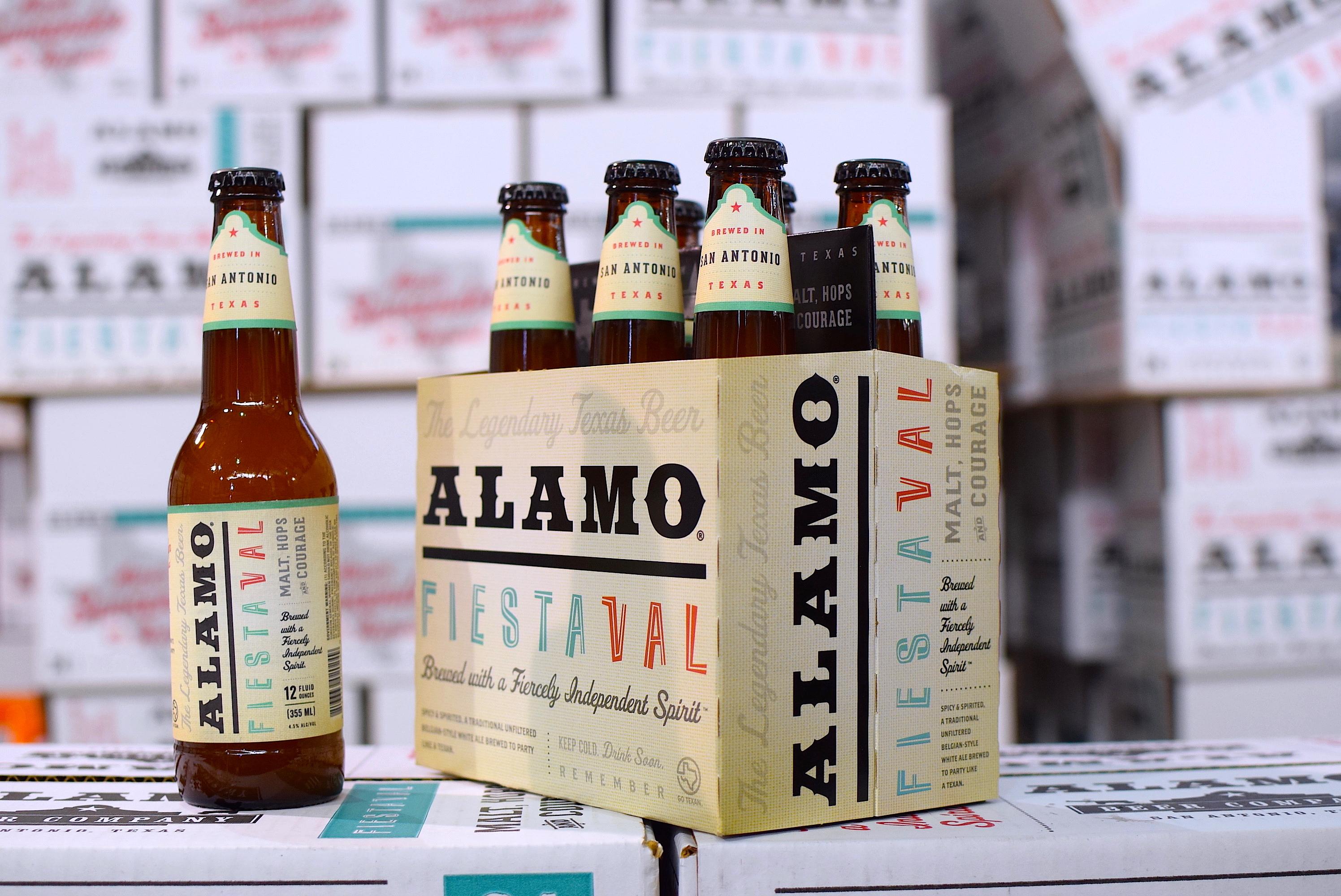 Fiestaval alamo beer company san antonio texas home for Craft beer san antonio