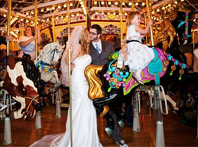 Weddings at the Carousel