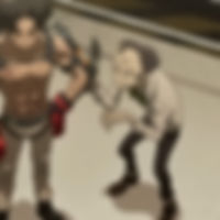 referre megalobox frank todaro