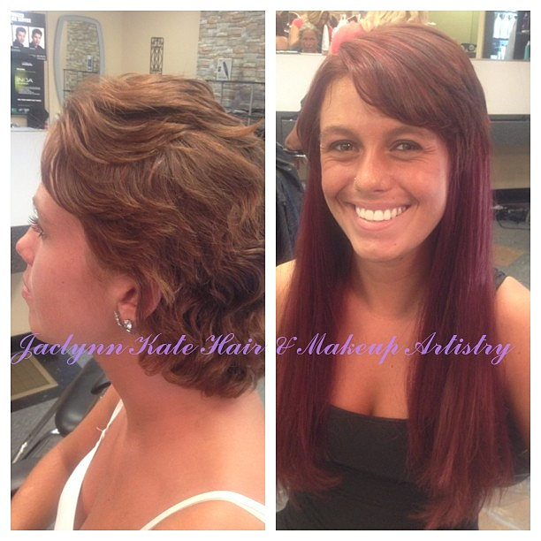 Hair Extensions Salon Rhode Island