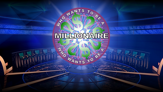 who wants to be a millionaire? powerpoint template  rusnak creative, Powerpoint