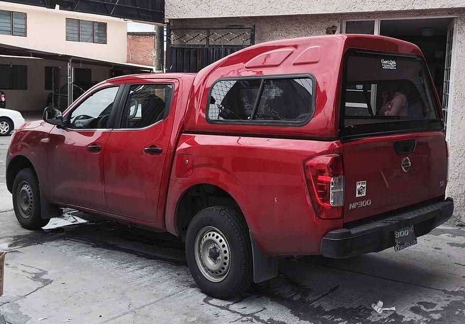 Campers De Puebla Casetas De Fibra De Vidrio Para Pick Up