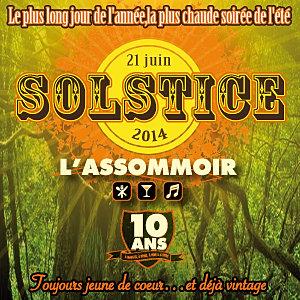 Solstice le 21 Juin 2014