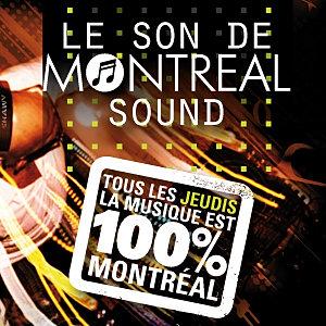 Musique 100% Montréal