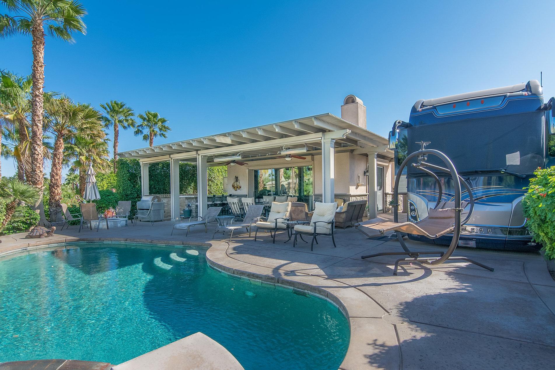 Desert Shores Motorcoach Resort Sales Office
