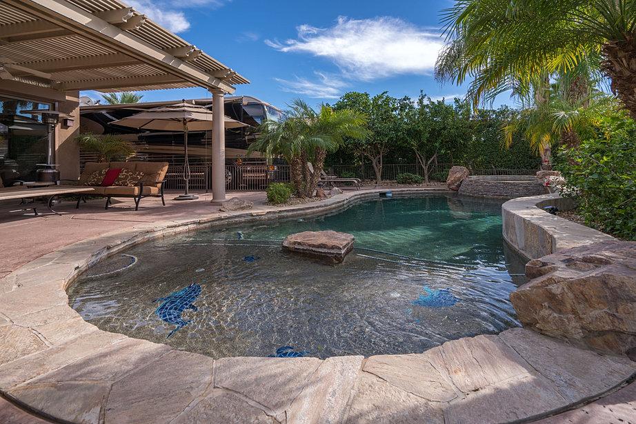 The Villas At Desert Shores Motorcoach Resort