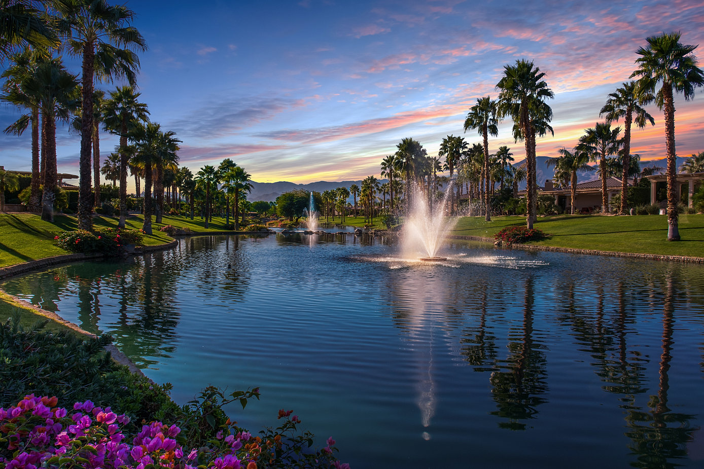 Luxury Rv Park Indio Ca Desert Shores Motorcoach Resort
