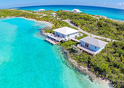 Staniel rents staniel cay luxury villa rentals our rentals for Beach houses for rent in bahamas