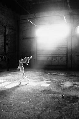ballet nude