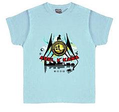Camiseta Niño Mod: AKK LND´12