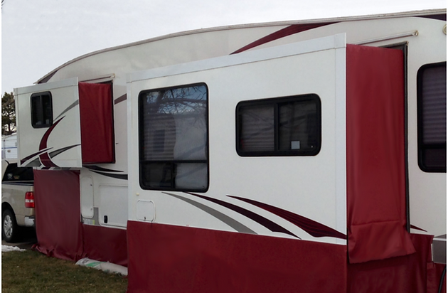 5 things to know about rv slide outs custom rv skirting after years of people asking for us to create a solution to help protect their slide outs we created therma slides therma slides are a vinyl material that sciox Gallery
