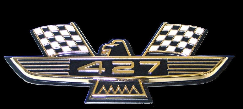 427 black